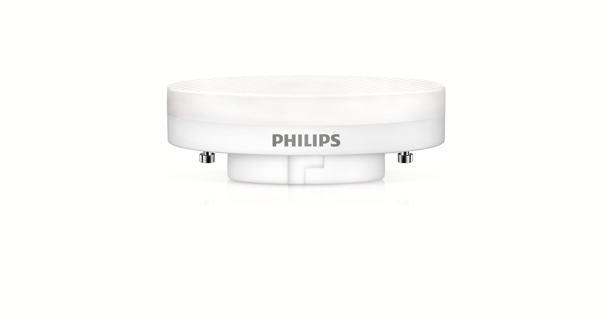 Світлодіодні лампи GX53 - 220V Philips : АСТ-Світлотехніка Київ SVT.org.UA
