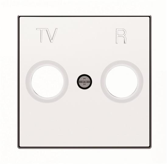 Накладка для телевізійнихрозеток TV-R  Sky : АСТ-Світлотехніка Київ SVT.org.UA