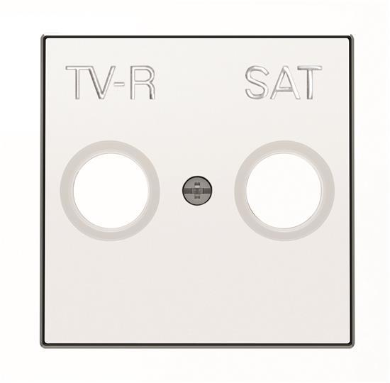 Накладка для телевізійнихрозеток TV-R/ SAT  Sky : АСТ-Світлотехніка Київ SVT.org.UA