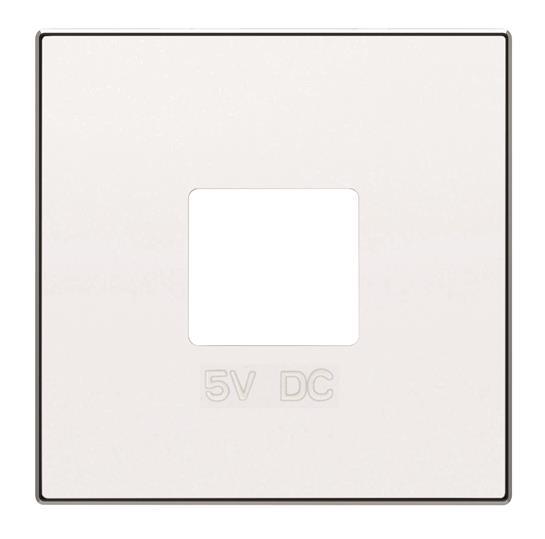 Накладка (центральнаплата) для механізму  USB зарядного пристрою Sky : АСТ-Світлотехніка Київ SVT.org.UA