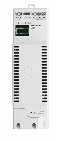 Модуль аудио усилитель, со встроенным FM   радоприёмником и Bluetooth модулем, внешний  Zenit : АСТ-Светотехника Киев SVT.org.UA