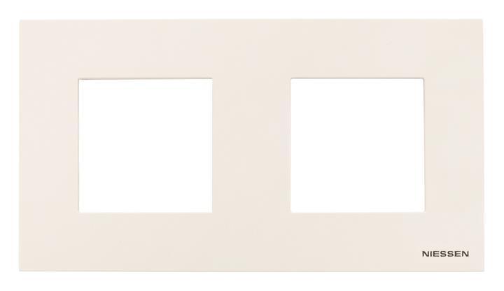 Рамка 2-постовая 2+2 модуля  Zenit : АСТ-Светотехника Киев SVT.org.UA