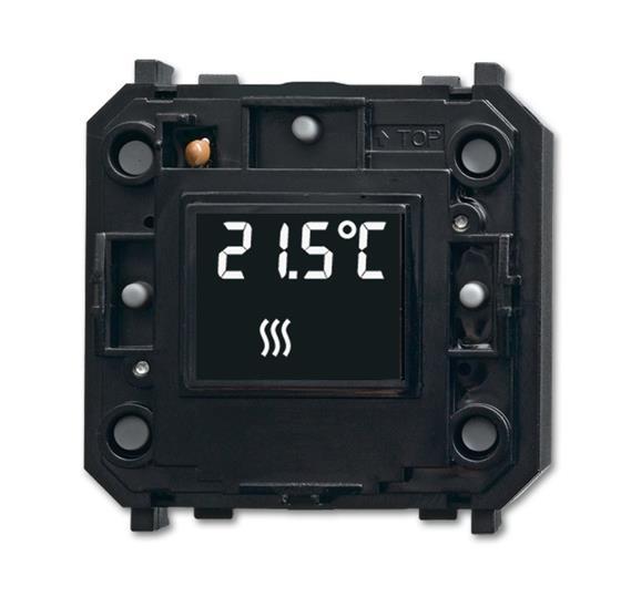 Комнатный терморегулятор  free@home Zenit : АСТ-Светотехника Киев SVT.org.UA