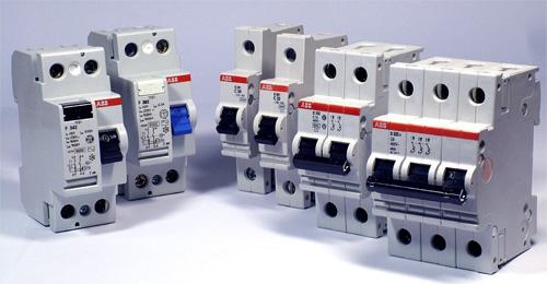 Модульні автоматичні вимикачі ABB  : АСТ-Світлотехніка Київ SVT.org.UA