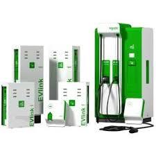 Зарядні станції для електромобілів 2 Schneider Electric  : АСТ-Світлотехніка Київ SVT.org.UA