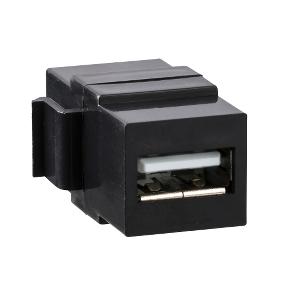 Роз'єм Keystone USB 2.0 : АСТ-Світлотехніка Київ SVT.org.UA