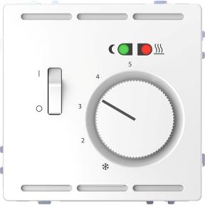 Терморегулятор підлоги 230 В з  перемикачем і центральною  платою,термопласт, метал : АСТ-Світлотехніка Київ SVT.org.UA