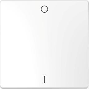 Клавіша з піктограмою«вкл.» и «відкл.»,  термопласт, метал : АСТ-Світлотехніка Київ SVT.org.UA