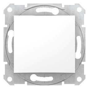 Одноклавишный кнопочный   выключатель10 A-250 В   с пружинными зажимами : АСТ-Светотехника Киев SVT.org.UA