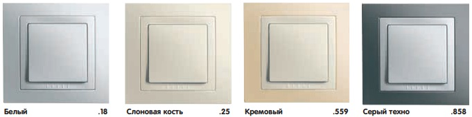 Unica Basic : АСТ-Светотехника Киев SVT.org.UA